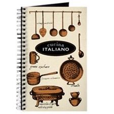 Antique Italian Cookware Journal