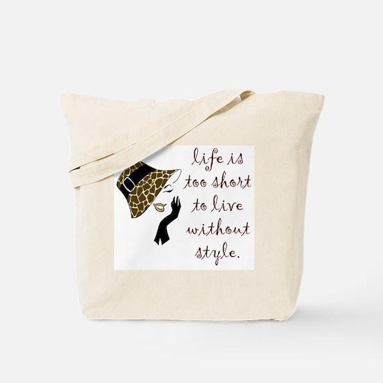 Cute Animal print Tote Bag