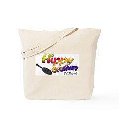 Hippy Gourmet Tote Bag