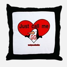 GG 2 Throw Pillow