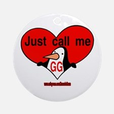 GG 2 Ornament (Round)