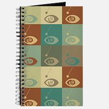 Hypnotism Pop Art Journal