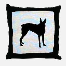 McNab Dog Throw Pillow