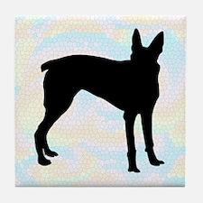 McNab Dog Tile Coaster