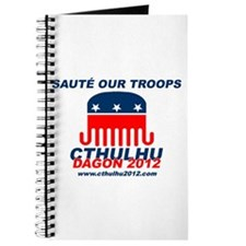 Sauté Our Troops Journal