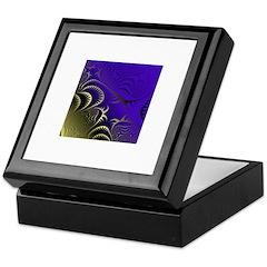 Decorator Tiles Keepsake Box