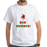Christmas men\'s shirt Mens White T-shirts