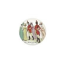 Pride & Prejudice Ch 21a Mini Button