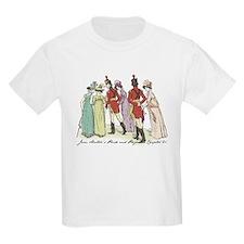 Pride & Prejudice Ch 21a T-Shirt