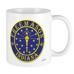 Indiana Masons Mug