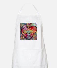 Always in my Heart BBQ Apron