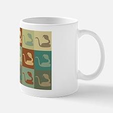 Herpetology Pop Art Mug