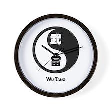 Wu Tang Wall Clock