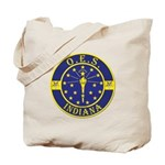 Indiana OES Tote Bag