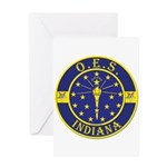 Indiana OES Greeting Card
