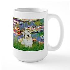 Lilies (#2)/Sealyham L2 Mug