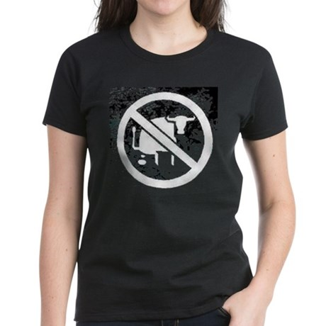 nobs Women's Dark T-Shirt