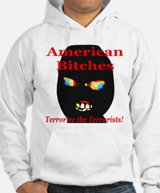 American Bitches Hoodie