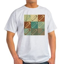 Harmonica Pop Art T-Shirt