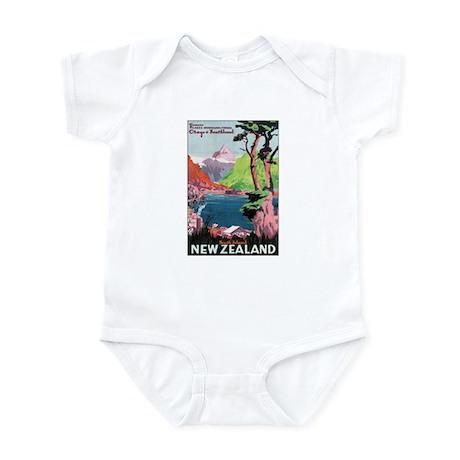 Otago New Zealand Infant Bodysuit