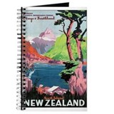 New zealand Journals & Spiral Notebooks