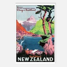 Otago New Zealand Postcards (Package of 8)