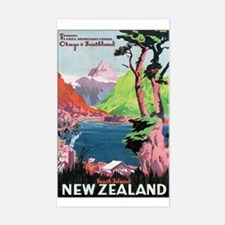 Otago New Zealand Rectangle Decal