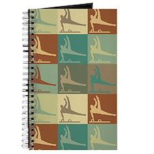 Gymnastics Pop Art Journal