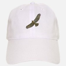 Soaring Red-tail Hawk Baseball Baseball Cap