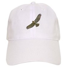 Soaring Red-tail Hawk Baseball Cap