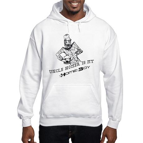 Uncle Homer is my HomeBoy Hooded Sweatshirt