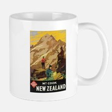 Mount Cook New Zealand Mug