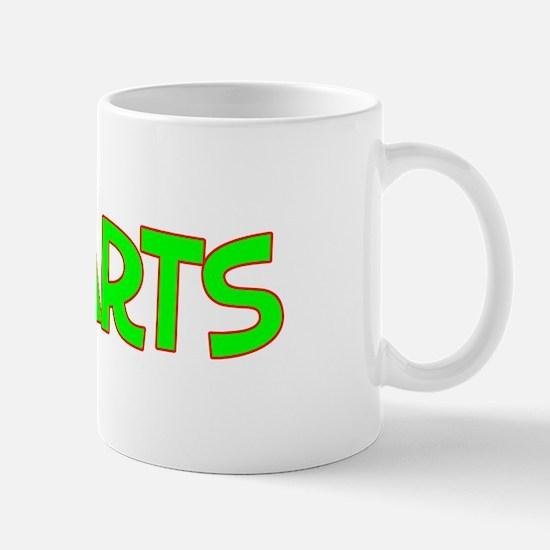 I Love-Alien Farts Mug