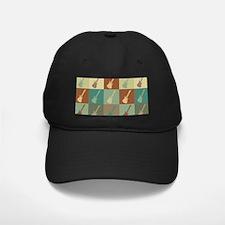 Guitar Pop Art Baseball Hat
