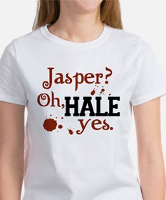 Japser? Oh, HALE yes. (FRONT Women's T-Shirt