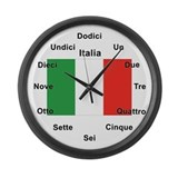 Italian language Giant Clocks