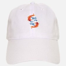 **NEW**KOI Tattoo** Baseball Baseball Cap