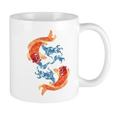 **NEW**KOI Tattoo** Mug