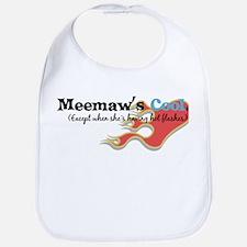 Meemaw's Hot Flashes Bib