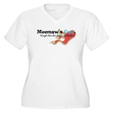 Meemaw's Hot Flashes T-Shirt