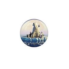 Penguin Pals 6 Mini Button (10 pack)