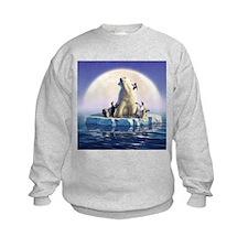 Penguin Pals 6 Sweatshirt