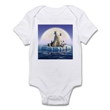 Penguin Pals 6 Infant Bodysuit
