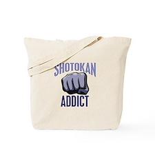 Shotokan Addict Tote Bag