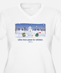 in winter T-Shirt