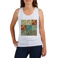 Geology Pop Art Women's Tank Top