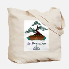Bonsai/Breathe Tote Bag