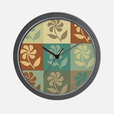 Gardening Pop Art Wall Clock