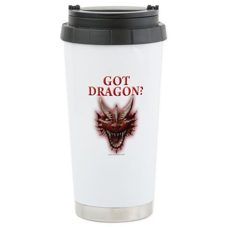 Got Dragon? Stainless Steel Travel Mug