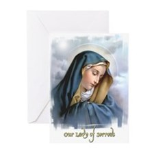 Our Lady of Sorrows Greeting Cards (Pk of 20)